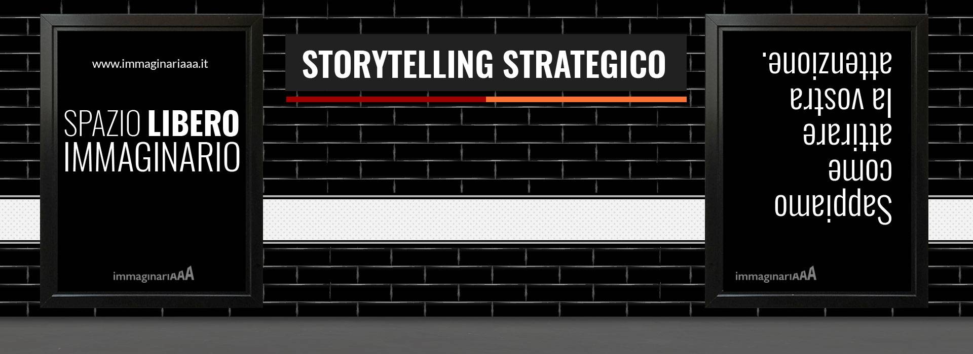 Storytelling strategico