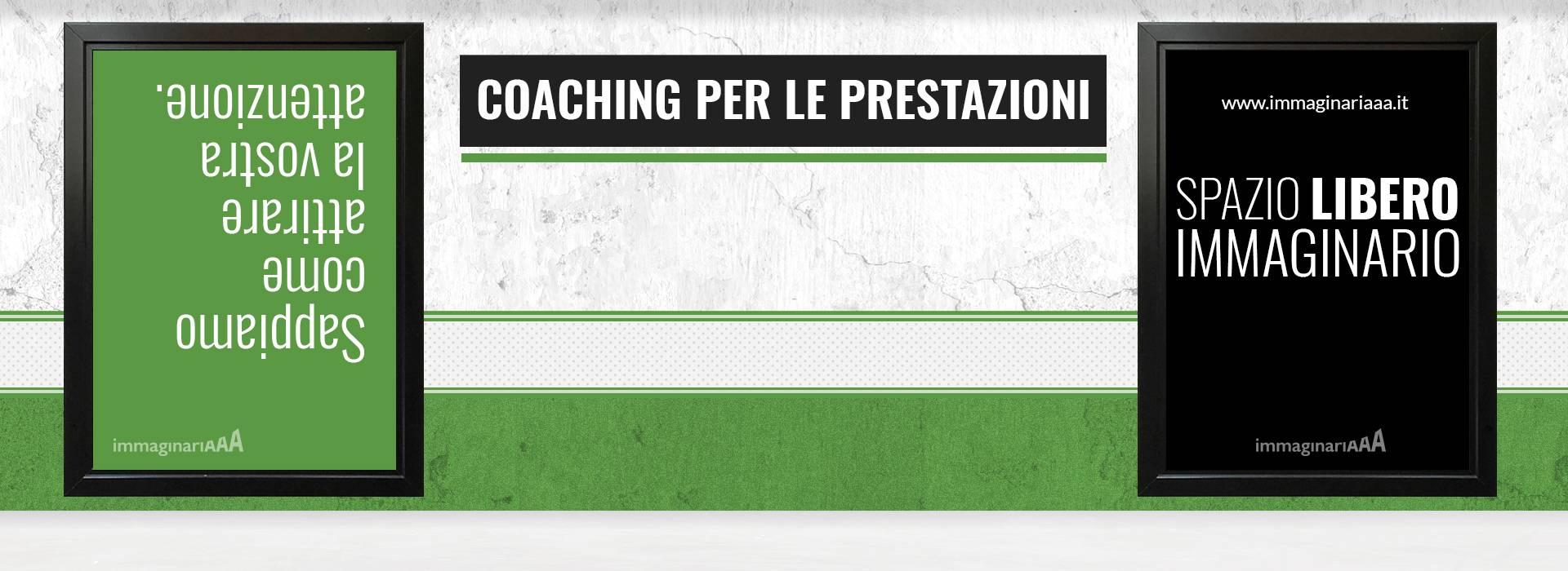 Coaching per le prestazioni