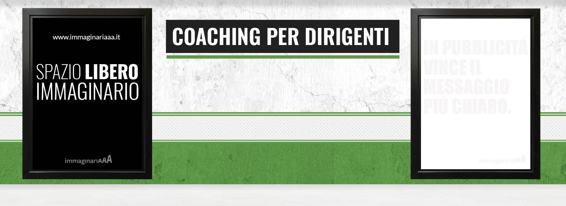 Coaching per dirigenti